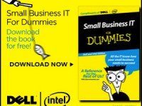 Dell/Wiley Press: IT For Dummies Giveaway